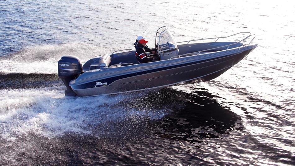 Yamarin Cross 61 CC 2011 - Boats - Yamaha Motor Scandinavia (Norway)