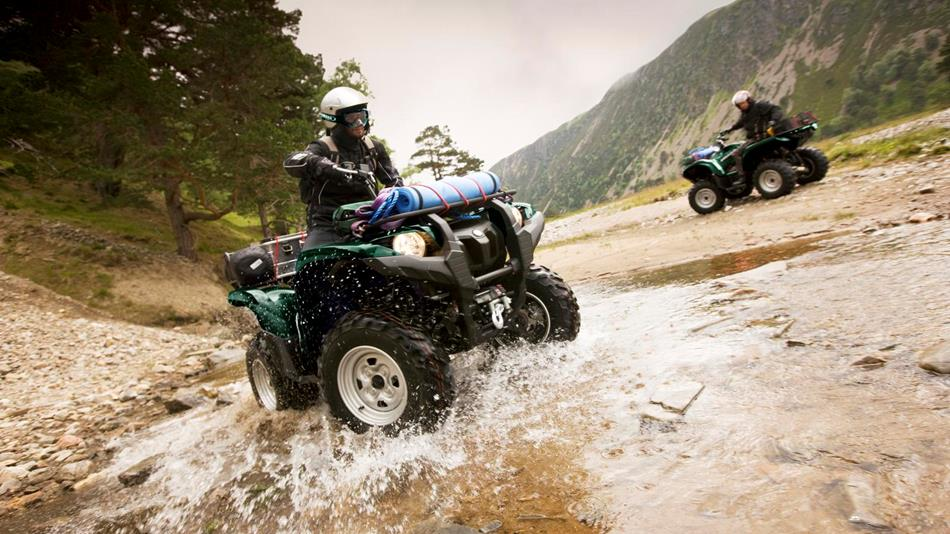 yamaha grizzly 350 owners manual