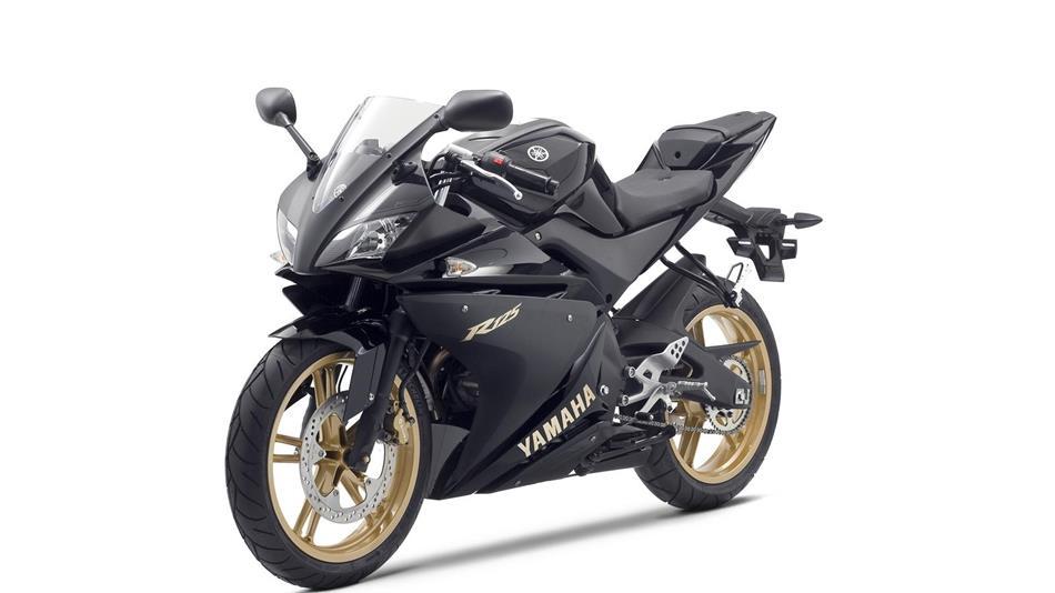 Yamaha R Black And Gold Price