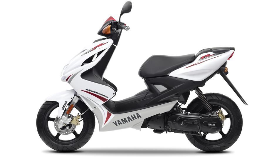 Aerox R 2012 Scooters Yamaha Motor Uk