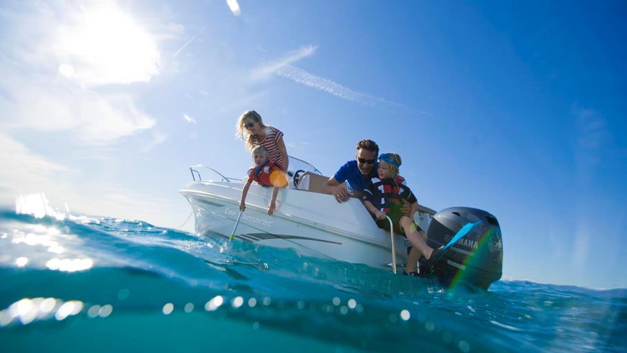 Marine Outboard Products | Yamaha Motor Australia