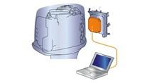 Micro-computer ECM (Engine Control Module)