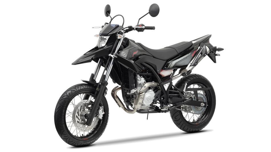 wr125x 2012 motocicli yamaha motor italia. Black Bedroom Furniture Sets. Home Design Ideas