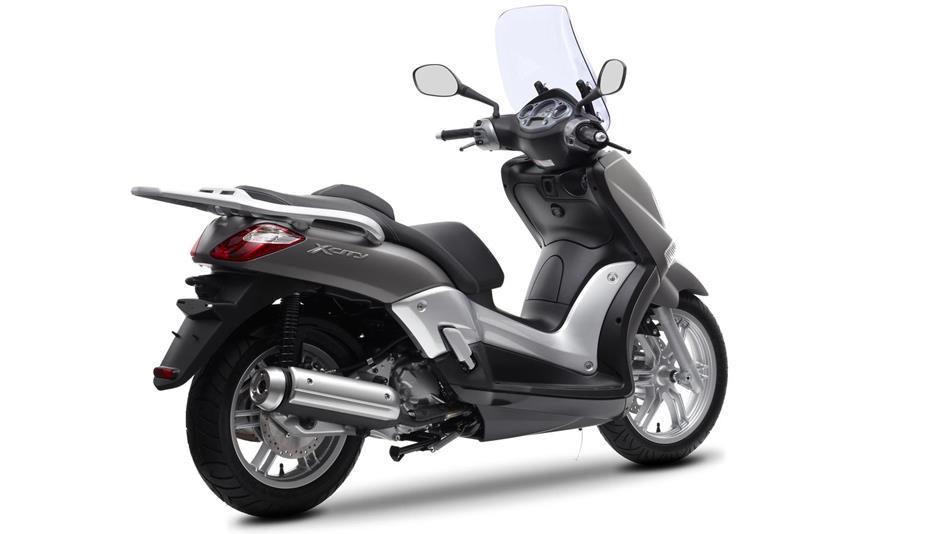 x city 250 2012 scooter yamaha motor italia. Black Bedroom Furniture Sets. Home Design Ideas