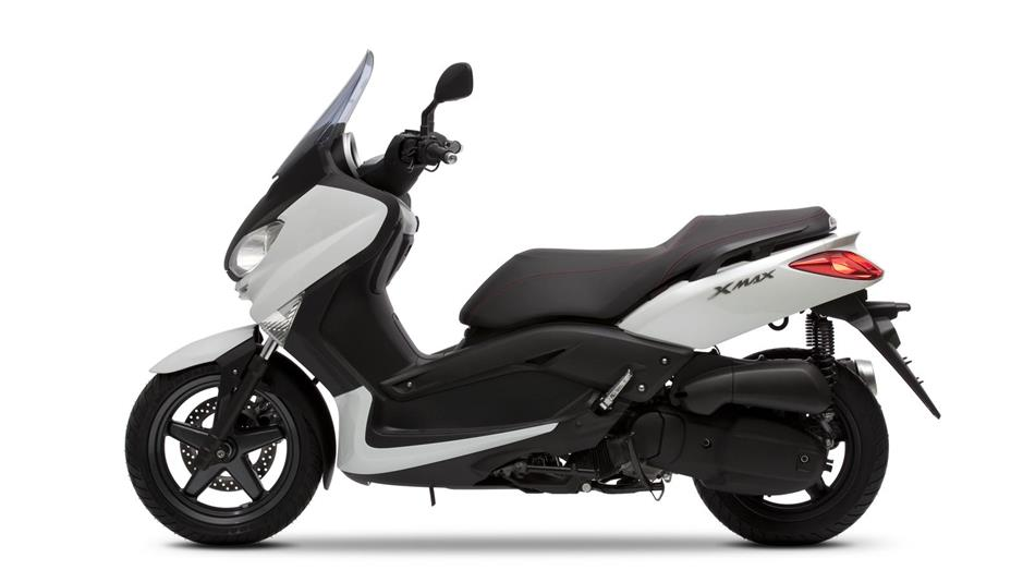 x max 125 abs 2012 scooters yamaha motor austria. Black Bedroom Furniture Sets. Home Design Ideas
