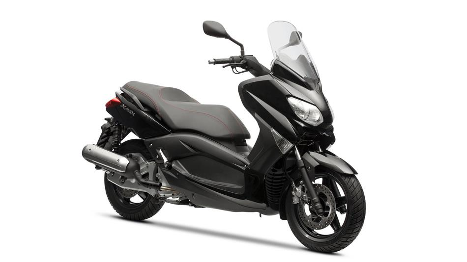 x max 125 2012 scooters yamaha motor uk. Black Bedroom Furniture Sets. Home Design Ideas