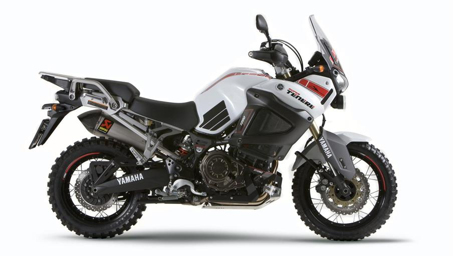 2012 Yamaha Super Tenere World Crosser