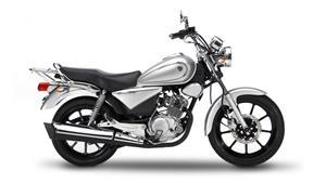 YBR125 Custom