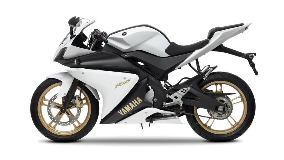 Yamaha Yzf R125 2012 2012 Yamaha Yzf R125 eu