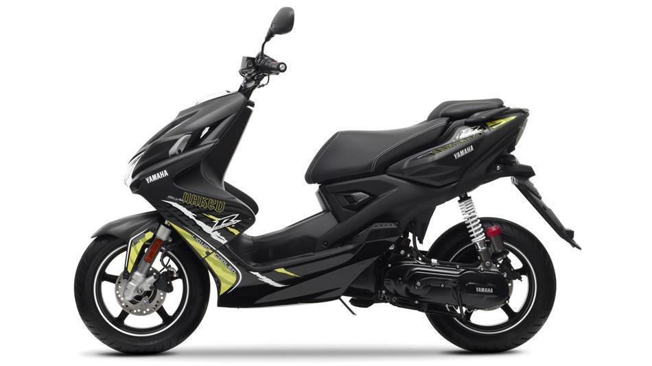 Aerox R Naked 2013 - Roller & Moped - Yamaha Motor Austria