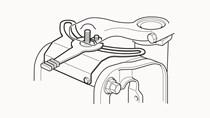 Frizione di sterzo e acceleratore regolabili