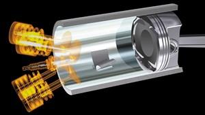 Nuova tecnologia dei cilindri