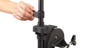Regolatore della profondità con fissaggio a camme Quick-Lock
