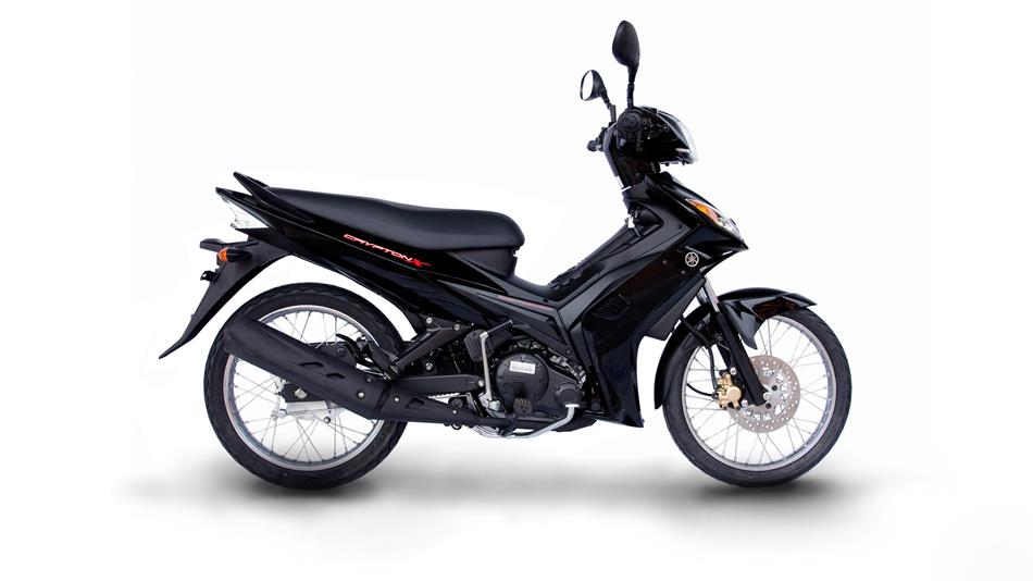 Crypton X 135 2013 Yamaha Motor Greece