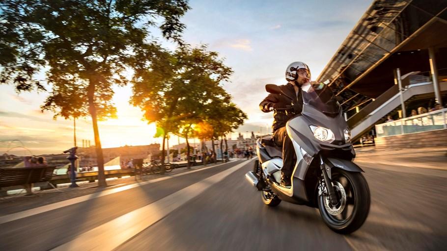 MaxiScooters Yamaha X Max 250 cc, Flagship matic Indonesia