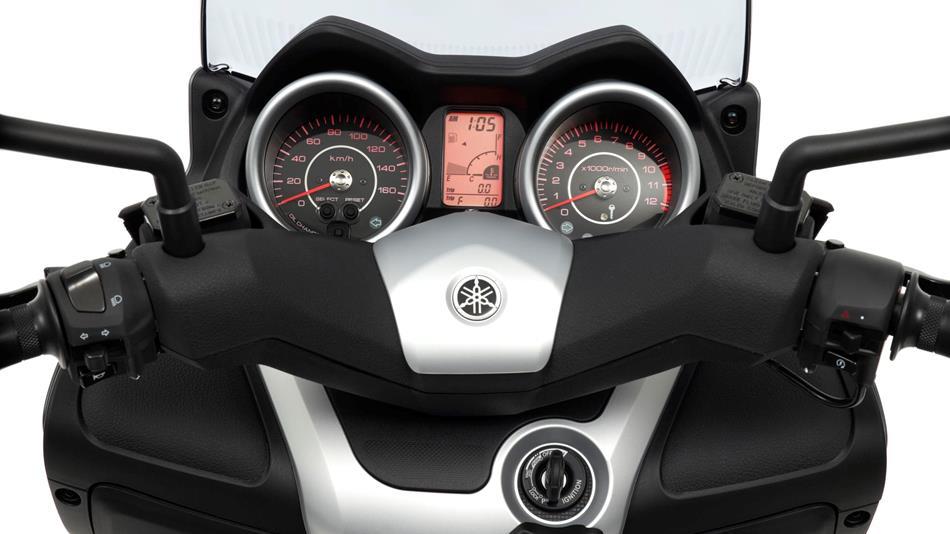 x max 125 abs 2013 d tails sp cificit s techniques scooters yamaha motor belgique. Black Bedroom Furniture Sets. Home Design Ideas