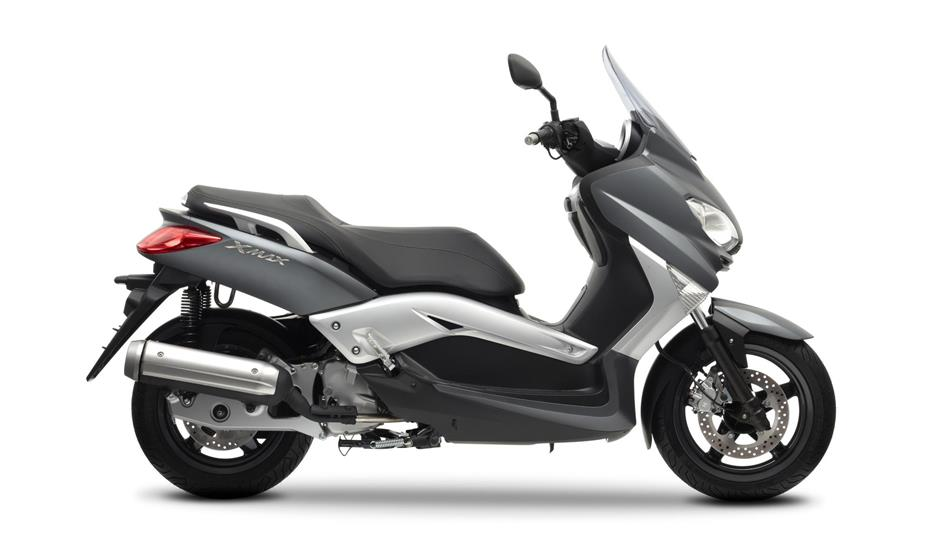 x max 125 2013 scooters yamaha motor uk. Black Bedroom Furniture Sets. Home Design Ideas
