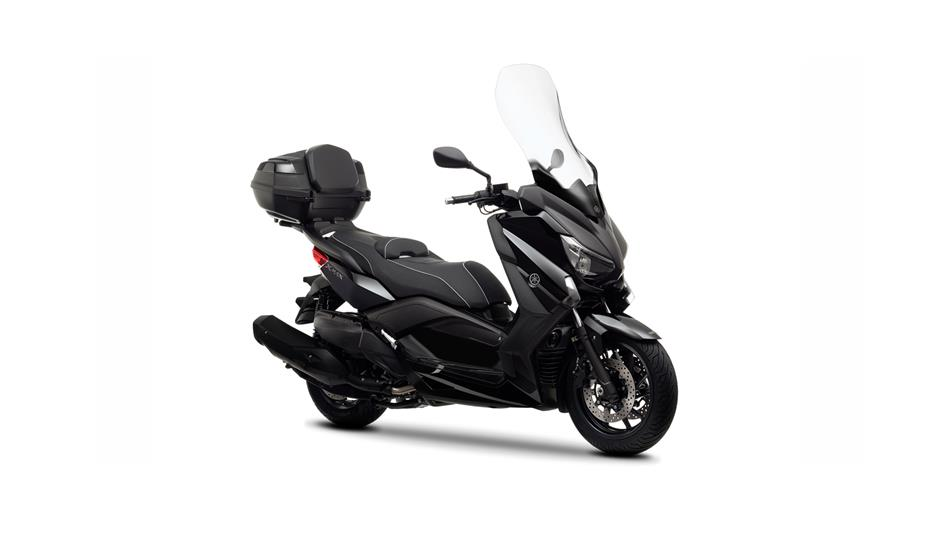 x max 400 2013 accessories scooters yamaha motor uk. Black Bedroom Furniture Sets. Home Design Ideas