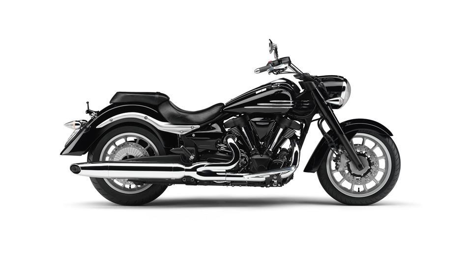 Xv1900a midnight star 2013 motorr der yamaha motor schweiz for Yamaha xv 1900