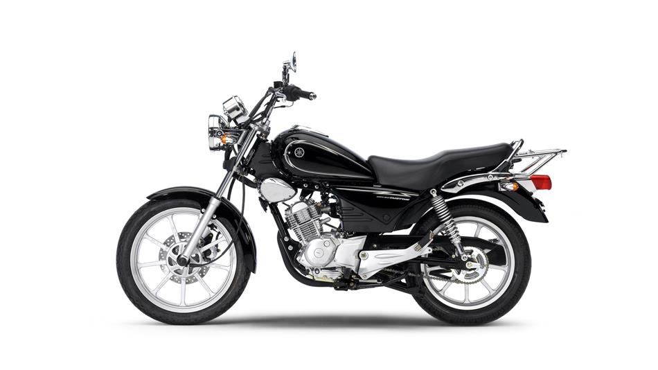 moto yamaha y b r 125