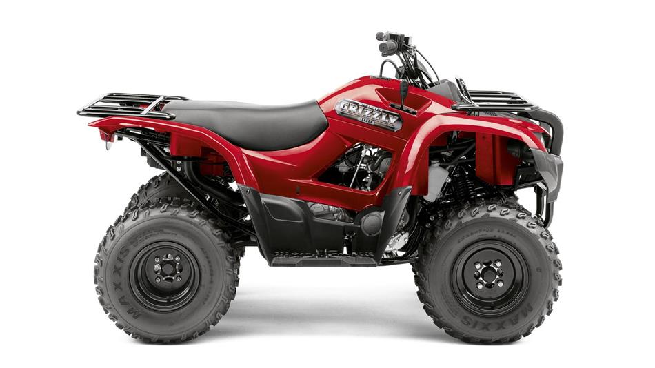 2013 Yamaha Grizzly 300 EU Red Spirit Studio 002 grizzly 300 2013 atv yamaha motor scandinavia  at virtualis.co