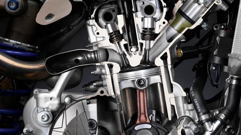 Yz450f 2013 Features Amp Techspecs Motorcycles Yamaha