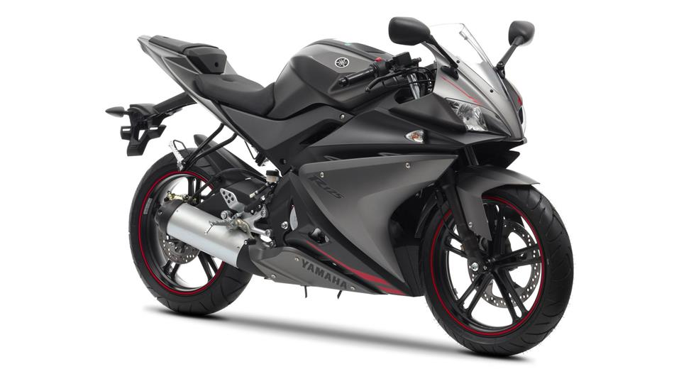 Yzf R125 2013 Motorcycles Yamaha Motor Uk
