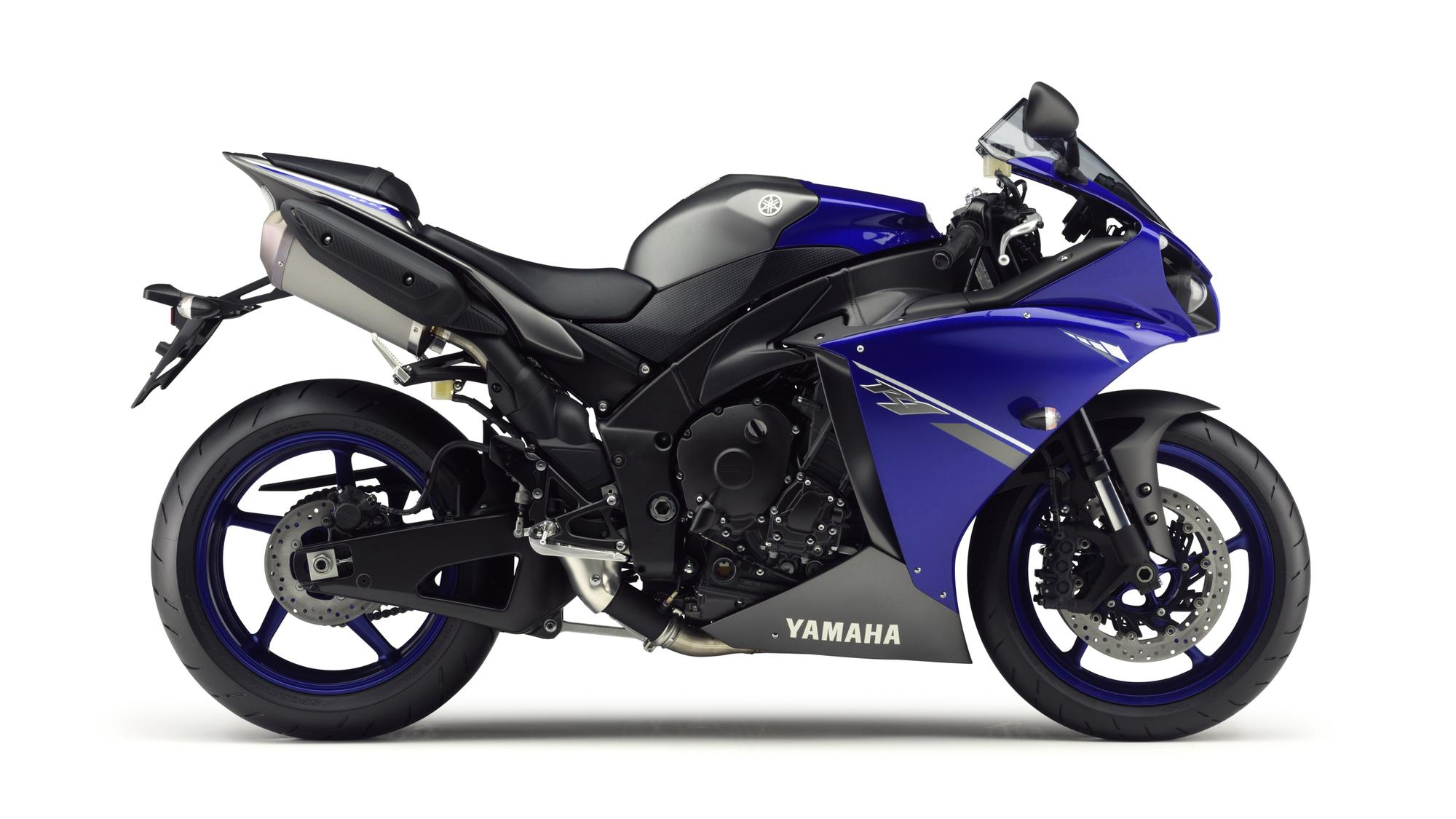 Yamaha R1 Blue 2012 Wallpaper For Desktop