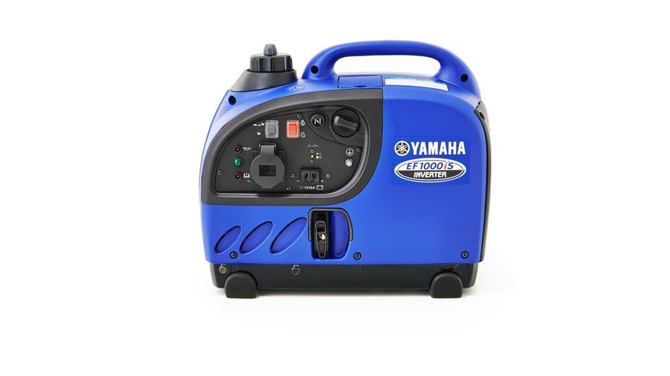 Ef1000is 2014 features techspecs generators yamaha for Yamaha ef1000is inverter generator
