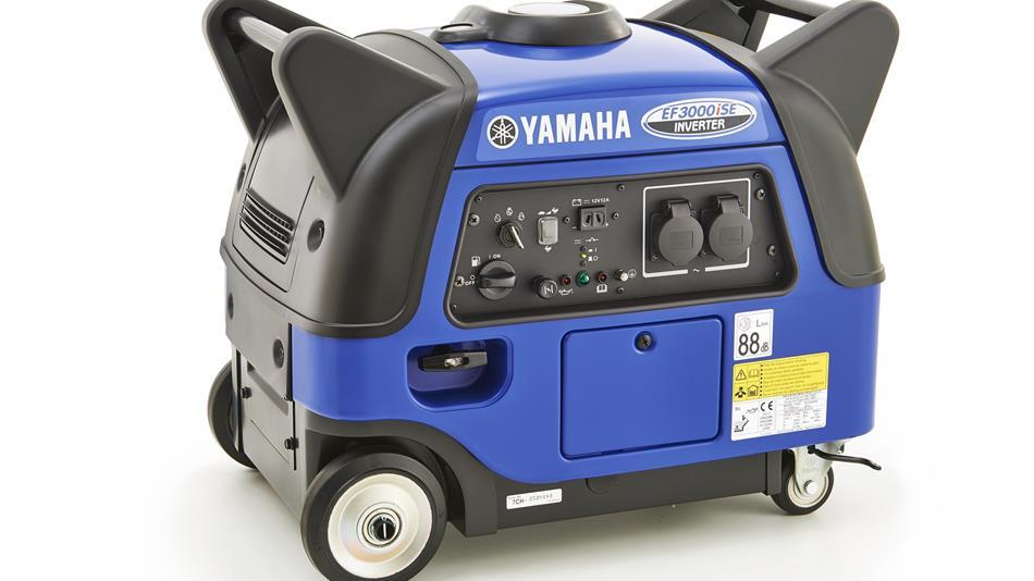Ef3000ise 2014 elverk yamaha motor scandinavia sverige for Yamaha ef 3000 ise inverter