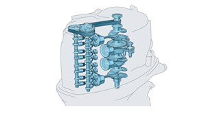 2,8 litri DOHC a 4 cilindri con 16 valvole ed EFI