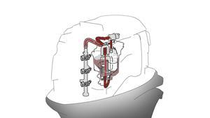 Multi-Point EFI-system (flerpunktsinsprutning)
