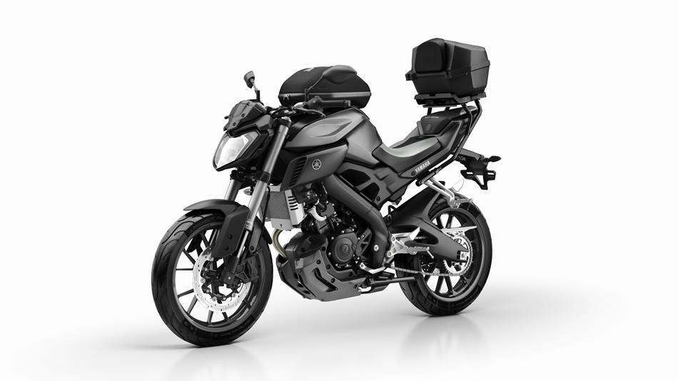 mt 125 2014 accessories motorcycles yamaha motor uk. Black Bedroom Furniture Sets. Home Design Ideas