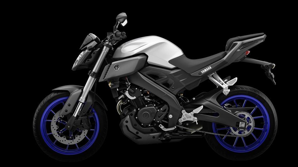 mt 125 2014 motorcycles yamaha motor uk. Black Bedroom Furniture Sets. Home Design Ideas