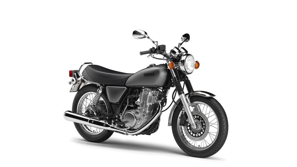 Sr400 2016 Moto Yamaha Motor France
