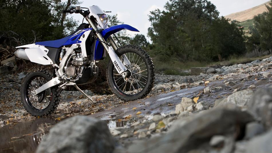 Road And Track >> WR450F 2014 - Motorcycles - Yamaha Motor UK