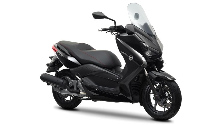 x max 125 2014 scooters yamaha motor uk. Black Bedroom Furniture Sets. Home Design Ideas