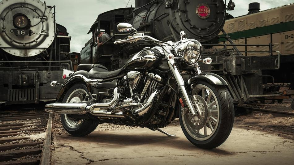 Yamaha Xv A Midnight Star Eu Midnight Black Static on Yamaha Road Star Midnight