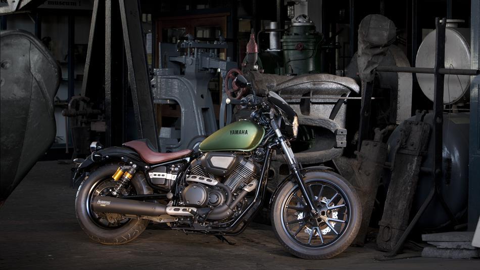 Xv950r 2014 Accessories Motorcycles Yamaha Motor Uk