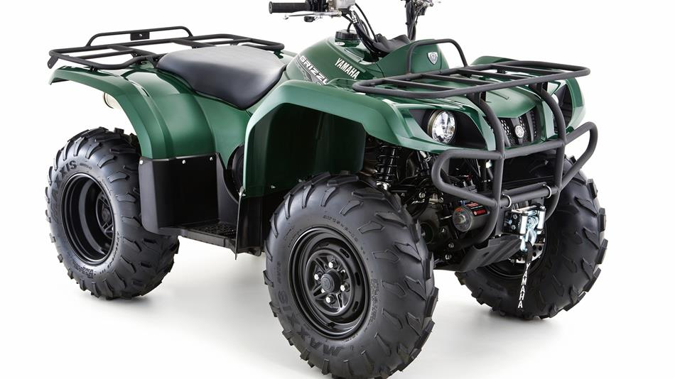 Grizzly 350 4wd 2014 atv yamaha motor greece for 2014 yamaha atv