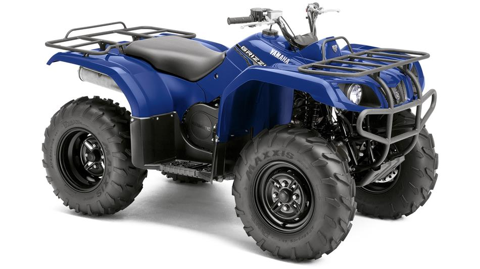 Grizzly 350 4wd 2014 atv yamaha motor uk for 2014 yamaha atv