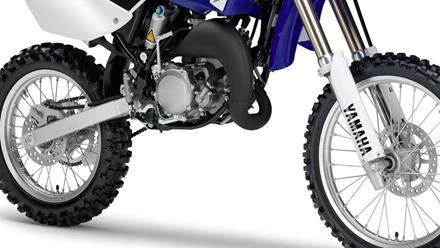 yz85 lw 2014 d tails sp cificit s techniques motos yamaha motor belgique. Black Bedroom Furniture Sets. Home Design Ideas