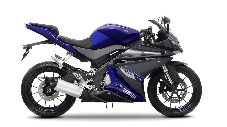 yzf r125 2014 motorcycles yamaha motor uk. Black Bedroom Furniture Sets. Home Design Ideas