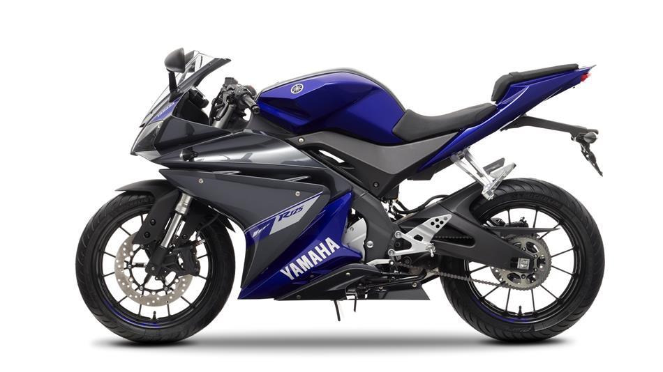 Yzf R125 2014 Motorcycles Yamaha Motor Uk