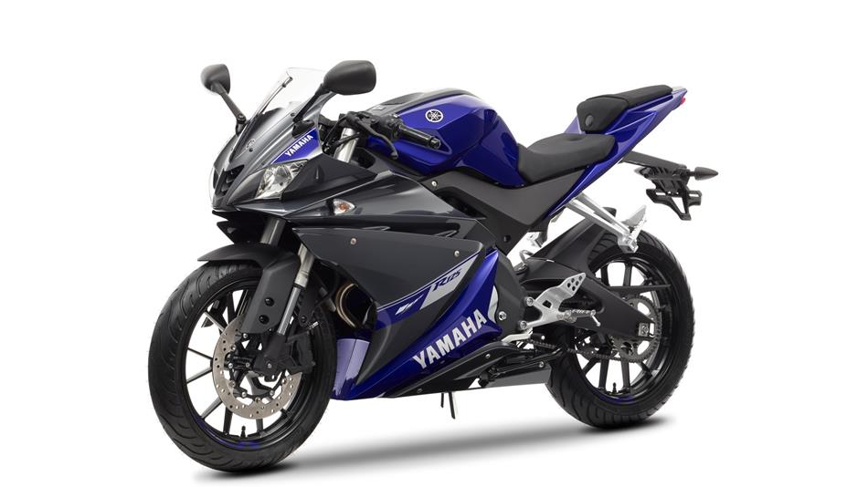 Yzf R125 2014 Motorcycles Yamaha Motor Uk