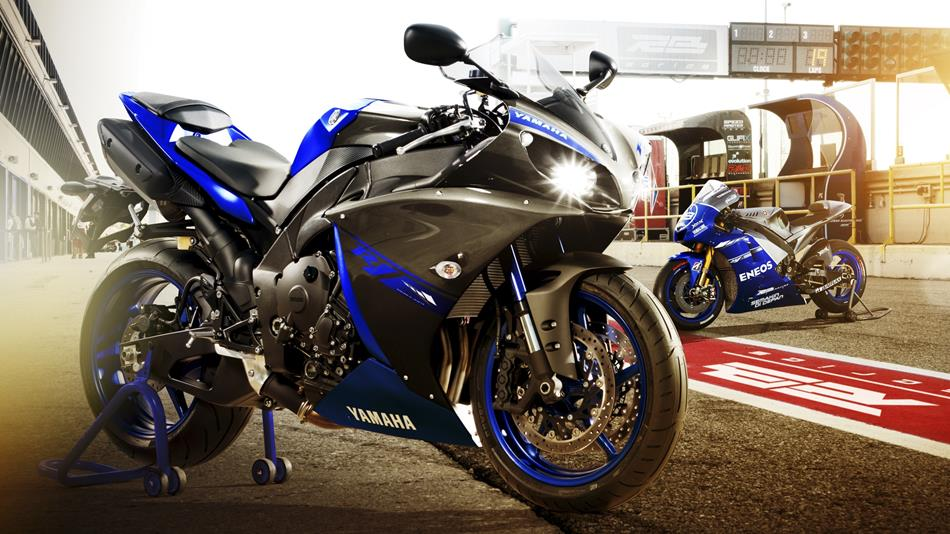 Yzf R1on 2017 Yamaha Motorcycles R6