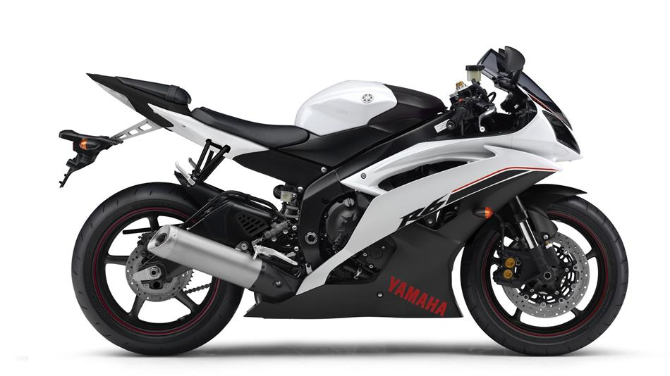 yamaha r6 black 2014 - photo #23