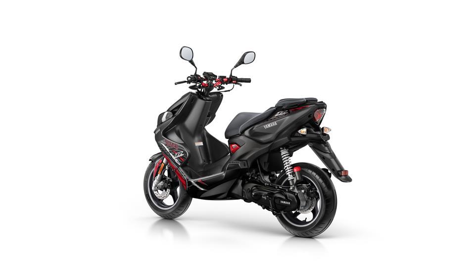 Aerox Naked 2016 - Scooter - Yamaha Motor France