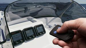 Yamaha Customer Outboard Protection (Y-COP) sustav protiv neovlaštene upotrebe i krađe