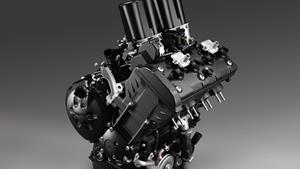 Yüksek performanslı 779 cc motor